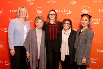 Nina Tassler EMILY's List's 'Resist, Run, Win' Pre-Oscars Brunch