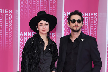 """Ninet Tayeb """"Miguel"""" and """"Undercover"""" Pink Carpet Arrivals - The 1st Cannes International Series Festival"""