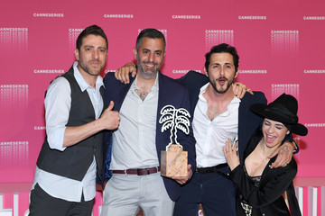 Ninet Tayeb Canneseries Winners Photocall - The 1st Cannes International Series Festival