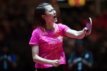 Ning Ding Table Tennis World Championship - Day 6