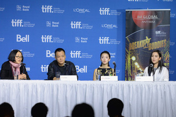 "Ning Hao ""Breakup Buddies"" Press Conference - 2014 Toronto International Film Festival"