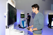 Jayson Blair attends the Nintendo Hosts Wii U Experience In Los Angeles on September 20, 2012 in Los Angeles, California.