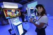 Sarah Ramos attends the Nintendo Hosts Wii U Experience In Los Angeles on September 20, 2012 in Los Angeles, California.