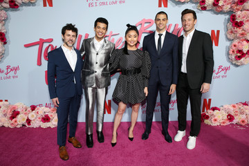 "Noah Centineo Premiere Of Netflix's ""To All The Boys: P.S. I Still Love You"" - Red Carpet"