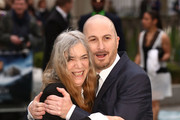 Patti Smith and Darren Aronofsky Photos Photo