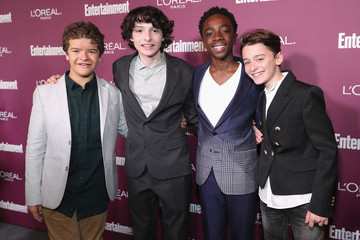 Noah Schnapp 2017 Entertainment Weekly Pre-Emmy Party - Red Carpet