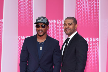 "Noel Clarke ""Aqui En La Tierra"" and ""Cacciatore The Hunter"" Pink Carpet Arrivals - The 1st Cannes International Series Festival"