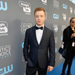 Noel Fisher The 23rd Annual Critics' Choice Awards - Red Carpet