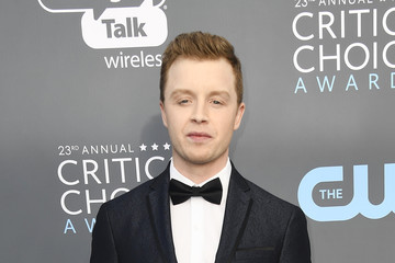 Noel Fisher The 23rd Annual Critics' Choice Awards - Arrivals