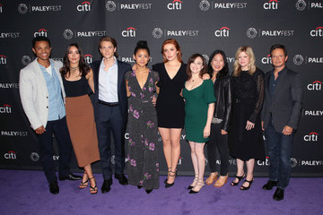 Noga Landau The Paley Center For Media's 2019 PaleyFest Fall TV Previews - The CW - Arrivals