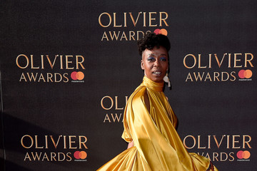 Noma Dumezweni The Olivier Awards 2017 - Red Carpet Arrivals
