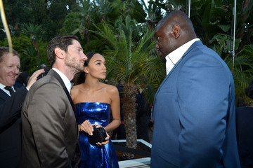 Nonso Anozie Vanity Fair and Spike Celebrate the Premiere of the New Series 'TUT'