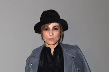 Noomi Rapace Day 4 - Front Row - LFW FW15