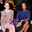 Coco Rocha and Solange Knowles