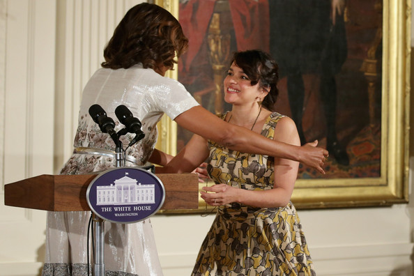 Norah Jones Pictures - Michelle Obama Hosts a Mother's Day ...