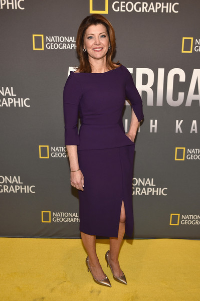 National Geographic's 'America Inside Out With Katie Couric' Premiere Screening In NYC