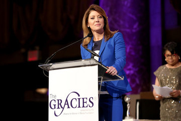 Norah O'Donnell The Gracies, Presented By The Alliance For Women In Media Foundation