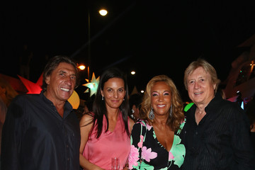Norbert Blecha Denise Rich Hosts a Party in St. Tropez