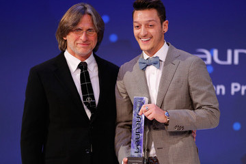 Norbert Elgert Laureus Media Award