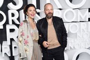 Maggie Gyllenhaal and Peter Sarsgaard attend the Nordstrom NYC Flagship Opening Party on October 22, 2019 in New York City.