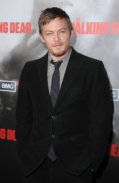 norman reedus son. Norman Reedus Actor Norman