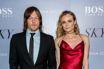"Norman Reedus The Cinema Society And Hugo Boss Host The Premiere Of IFC Films' ""Sky"" - Arrivals"