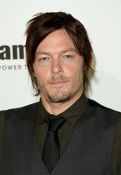 Norman Reedus Actor Norman Reedus arrives at Spike TV s 10th annual    Norman Reedus