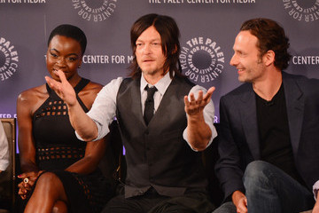 "Norman Reedus 2nd Annual Paleyfest New York Presents: ""The Walking Dead"""