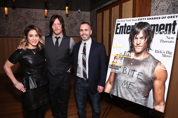 Norman Reedus 'Entertainment Weekly' Celebrates 'The Walking Dead' Star Norman Reedus