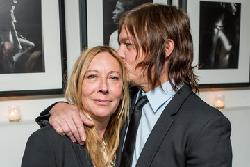 Norman Reedus The Cinema Society and Hugo Boss Host The Premiere of IFC Films' 'Sky' - After Party