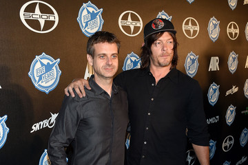 Norman Reedus Comic-Con International 2015 - Premiere Party For 'Air' - Arrivals