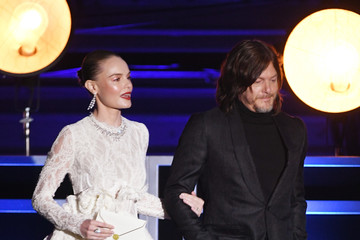 Norman Reedus The 23rd Annual Critics' Choice Awards - Show