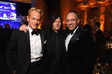 Norman Reedus 7th Annual Blossom Ball Benefiting The Endometriosis Foundation Of America Hosted By EFA Founders Padma Lakshmi And Tamer Seckin, MD - Inside