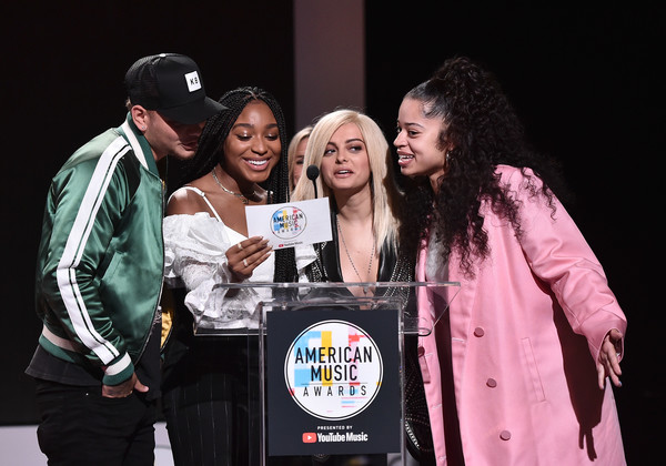 '2018 American Music Awards' Nominations Announcement