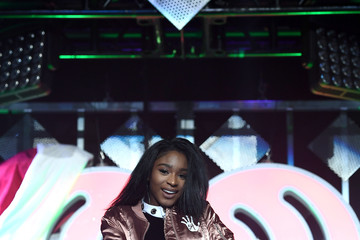 Normani Hamilton Power 96.1's Jingle Ball 2016 - SHOW
