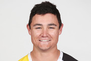Michael Adams poses during a North Harbour Rays NRC headshots session on August 13, 2015 in Sydney, Australia.