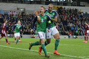 Steve Davis Josh Magennis Photos Photo