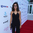 Noureen DeWulf L.A. Premiere Of Entertainment Studios Motion Pictures' 'The Wedding Year' - Red Carpet