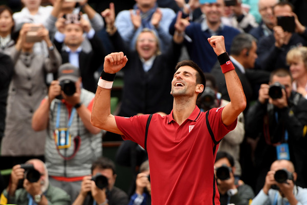 Sky Within Novak's Reach; Murray Is Just A Toy In The Joker's Box