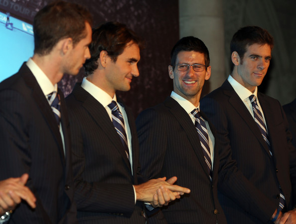 Novak Djokovic - ATP World Tour Finals - Previews
