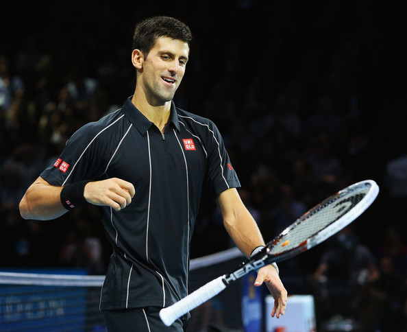 Novak Djokovic - 6 - Page 6 Novak+Djokovic+Barclays+ATP+World+Tour+Finals+HB-KTr2xe-Dl