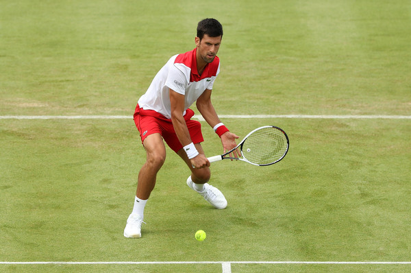 Novak Djokovic Storms To First Top-10 Win In 13 Months At Queen's