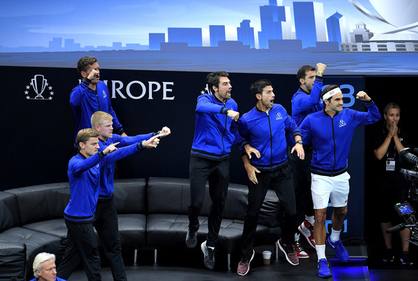 Laver Cup - Day 2