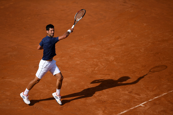 Novak Faces Potential French Open Semi-final Showdown With Nadal, Murray Faces Earlier Tests