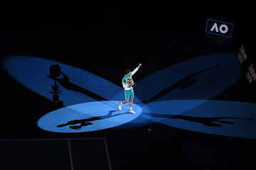 Novak Djokovic European Best Pictures Of The Day - February 21