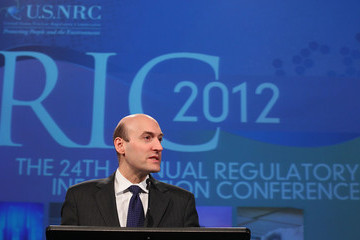 Gregory Jaczko Nuclear Regulatory Commission Chairman Gregory Jackzo Addresses NRC Conference