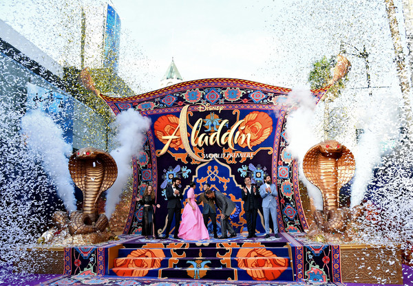 "Premiere Of Disney's ""Aladdin"" - Red Carpet"