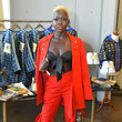 Nyakim Gatwech Dapper Dan Preview Capsule Collection - New York Fashion Week: The Shows