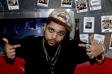 O'Shea Jackson The Levi's Brand and RE/DONE Levi's Present NEON CARNIVAL With Tequila Don Julio