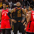 OG Anunoby Toronto Raptors Vs. Cleveland Cavaliers - Game Four